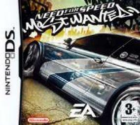 Immagine della copertina del gioco Need for Speed Most Wanted per Nintendo DS