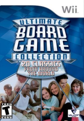 Copertina del gioco Ultimate Board Game Collection per Nintendo Wii