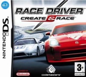 Copertina del gioco Race Driver: Create & Race per Nintendo DS