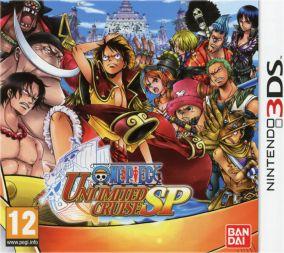 Copertina del gioco One Piece Unlimited Cruise Special per Nintendo 3DS