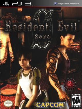 Copertina del gioco Resident Evil 0 HD Remaster per Playstation 3