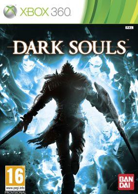 Copertina del gioco Dark Souls per Xbox 360