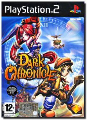 Copertina del gioco Dark Chronicle per Playstation 2