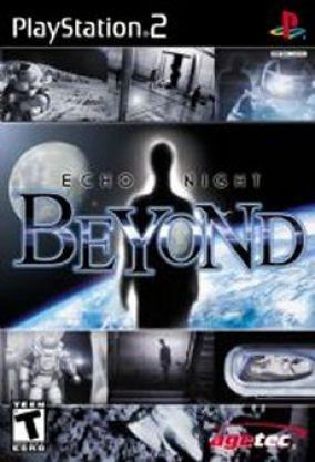 Copertina del gioco Echo Night Beyond per Playstation 2