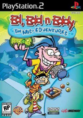 Copertina del gioco Ed, Edd 'n Eddy per Playstation 2
