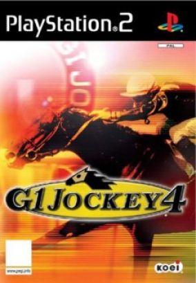 Copertina del gioco G1 Jockey 4 per Playstation 2