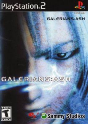 Copertina del gioco Galerians:ash per Playstation 2