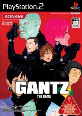 Copertina del gioco Gantz per Playstation 2