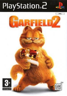 Copertina del gioco Garfield 2 per Playstation 2
