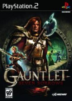 Copertina del gioco Gauntlet: Seven Sorrow per Playstation 2