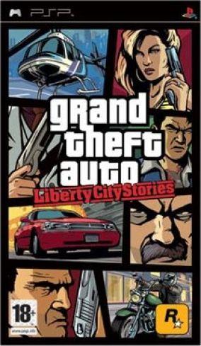 Immagine della copertina del gioco Grand Theft Auto: Liberty City Stories per Playstation PSP