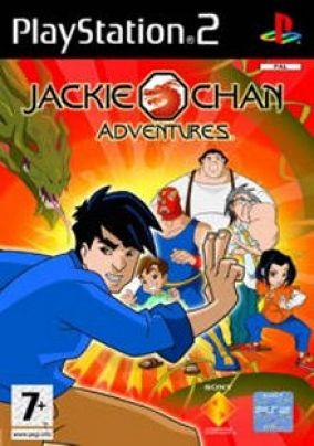 Copertina del gioco Jackie Chan Adventures per Playstation 2