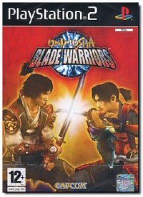 Copertina del gioco Onimusha Blade Warriors per Playstation 2