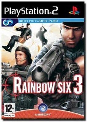 Copertina del gioco Rainbow six 3 per Playstation 2