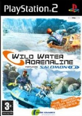 Copertina del gioco Salomon Wild water adrenaline per Playstation 2