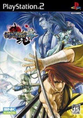Copertina del gioco Samurai Shodown 5 per Playstation 2