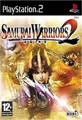 Copertina del gioco Samurai Warriors 2 per Playstation 2