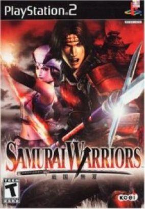 Copertina del gioco Samurai Warriors per Playstation 2
