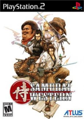 Copertina del gioco Samurai Western per Playstation 2