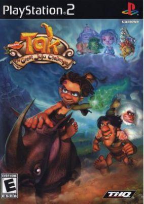 Copertina del gioco Tak: The Great JuJu Challenge per Playstation 2