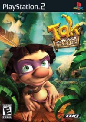 Copertina del gioco Tak e La Magia JuJu per Playstation 2