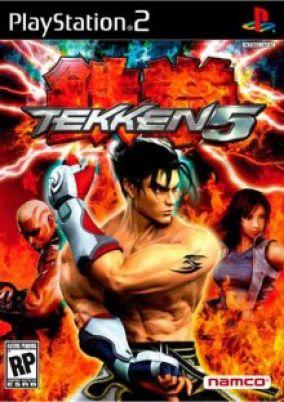 Copertina del gioco Tekken 5 per Playstation 2