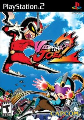 Copertina del gioco Viewtiful Joe 2 per Playstation 2