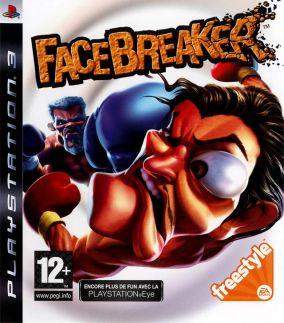 Copertina del gioco FaceBreaker per Playstation 3