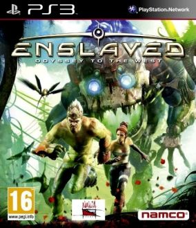 Copertina del gioco Enslaved: Odyssey to the West per Playstation 3