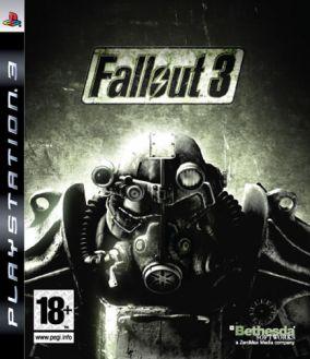 Copertina del gioco Fallout 3 per Playstation 3