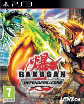 Copertina del gioco Bakugan Battle Brawlers: I Difensori della Terra per Playstation 3
