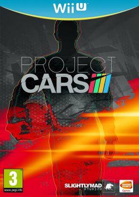 Copertina del gioco Project CARS per Nintendo Wii U