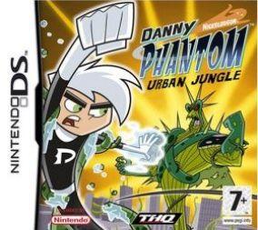 Copertina del gioco Danny Phantom: Urban Jungle per Nintendo DS