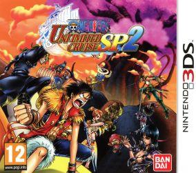 Copertina del gioco One Piece Unlimited Cruise SP 2 per Nintendo 3DS