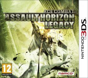 Copertina del gioco Ace Combat Assault Horizon Legacy + per Nintendo 3DS