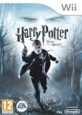 Copertina del gioco Harry Potter e i Doni della Morte per Nintendo Wii