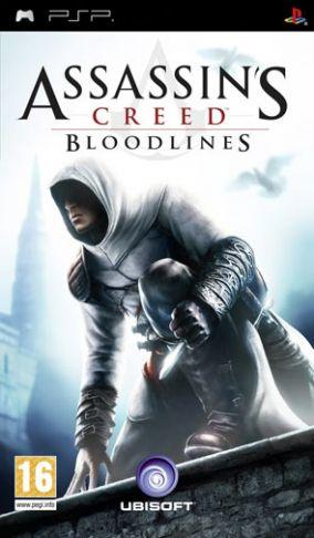 Immagine della copertina del gioco Assassin's Creed: Bloodlines per Playstation PSP
