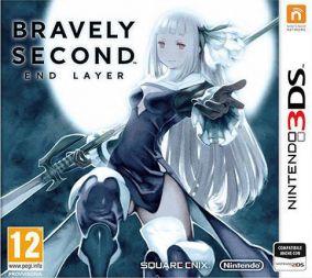 Copertina del gioco Bravely Second: End Layer per Nintendo 3DS