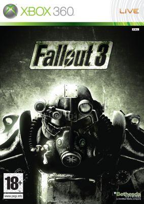 Copertina del gioco Fallout 3 per Xbox 360