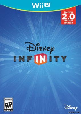 Copertina del gioco Disney Infinity 2.0: Marvel Super Heroes per Nintendo Wii U