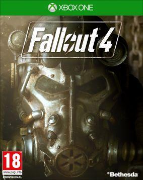 Copertina del gioco Fallout 4 per Xbox One