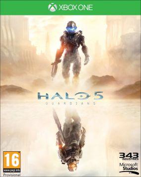 Copertina del gioco Halo 5: Guardians per Xbox One