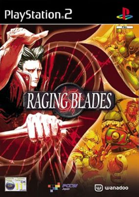 Copertina del gioco Raging Blades per Playstation 2