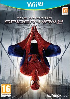 Copertina del gioco The Amazing Spider-Man 2 per Nintendo Wii U