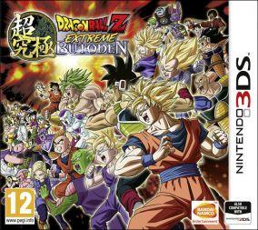 Copertina del gioco Dragon Ball Z Extreme Butoden per Nintendo 3DS