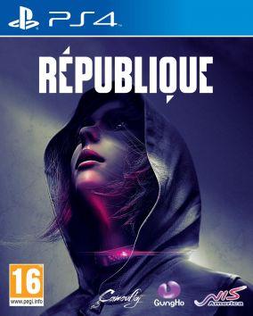 Copertina del gioco Republique per Playstation 4
