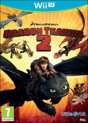 Copertina del gioco Dragon Trainer 2 per Nintendo Wii U