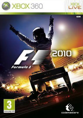 Copertina del gioco F1 2010 per Xbox 360