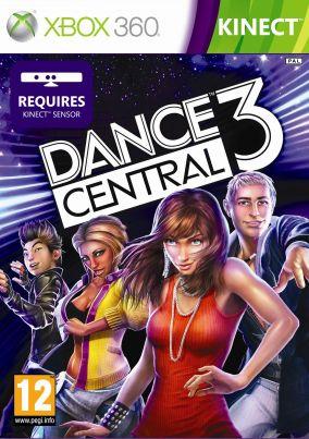 Copertina del gioco Dance Central 3 per Xbox 360