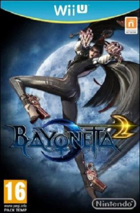 Copertina del gioco Bayonetta 2 per Nintendo Wii U